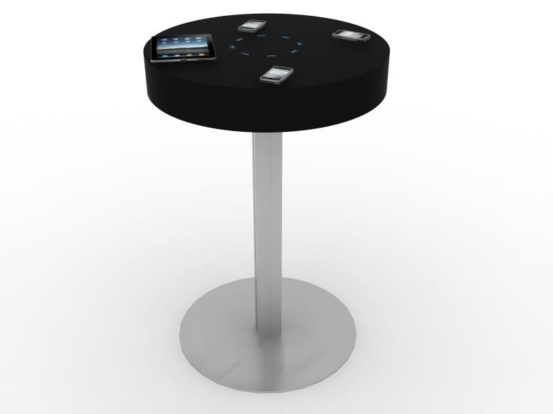cellphone charging station