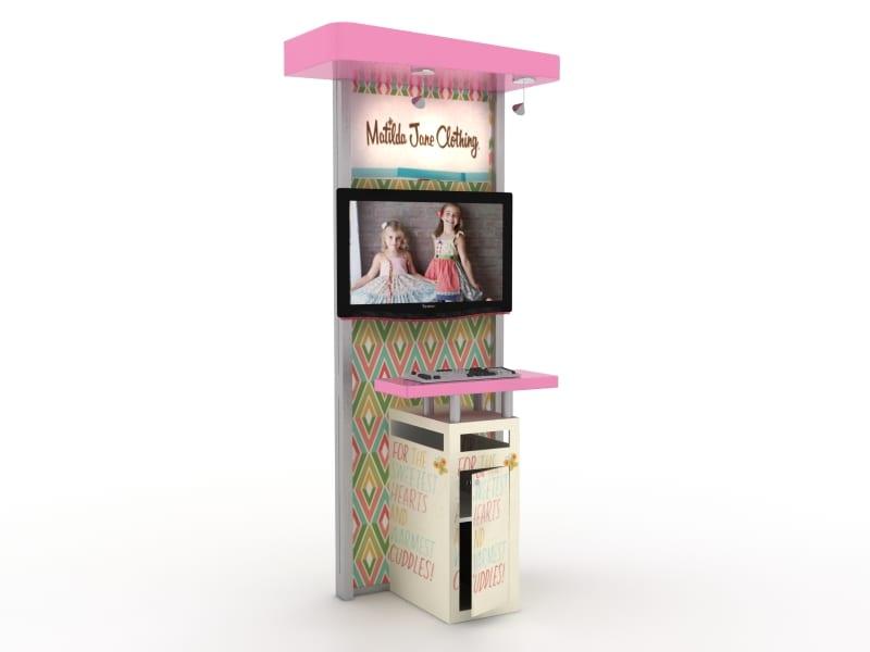 custom kiosk solution