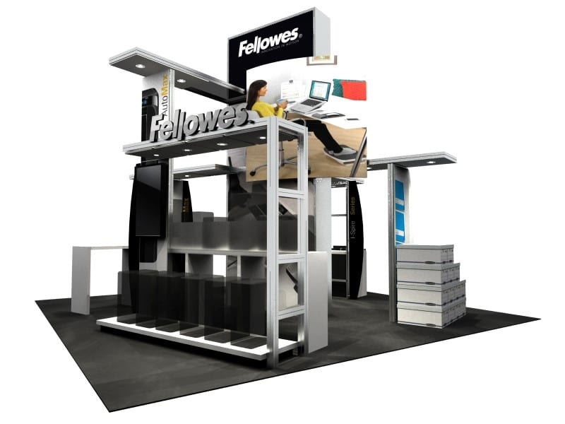 display booths for trade shows