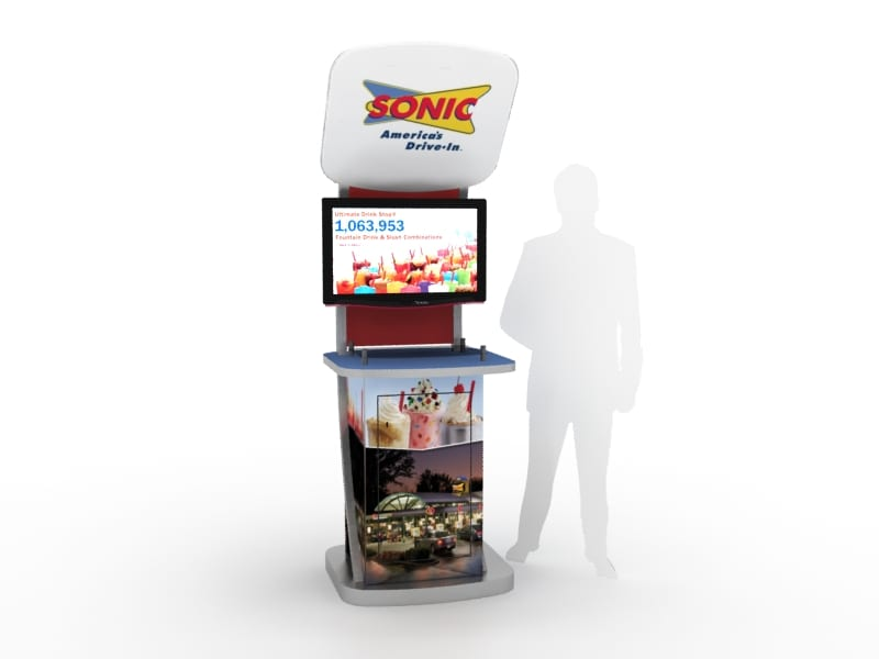 display kiosk booths
