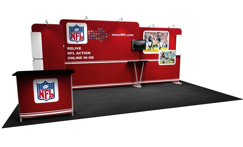 exhibit display booths