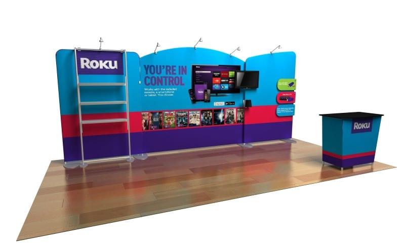 expo display