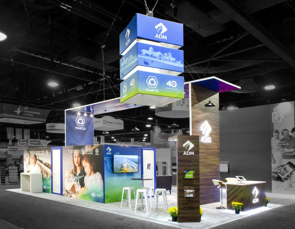 Exhibition Booth In : Trade show booth displays exhibit gallery evo exhibits