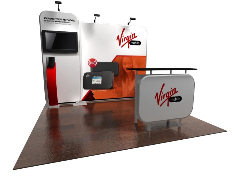modular exhibit systems