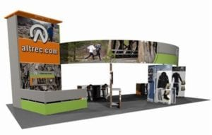 modular exhibition display systems