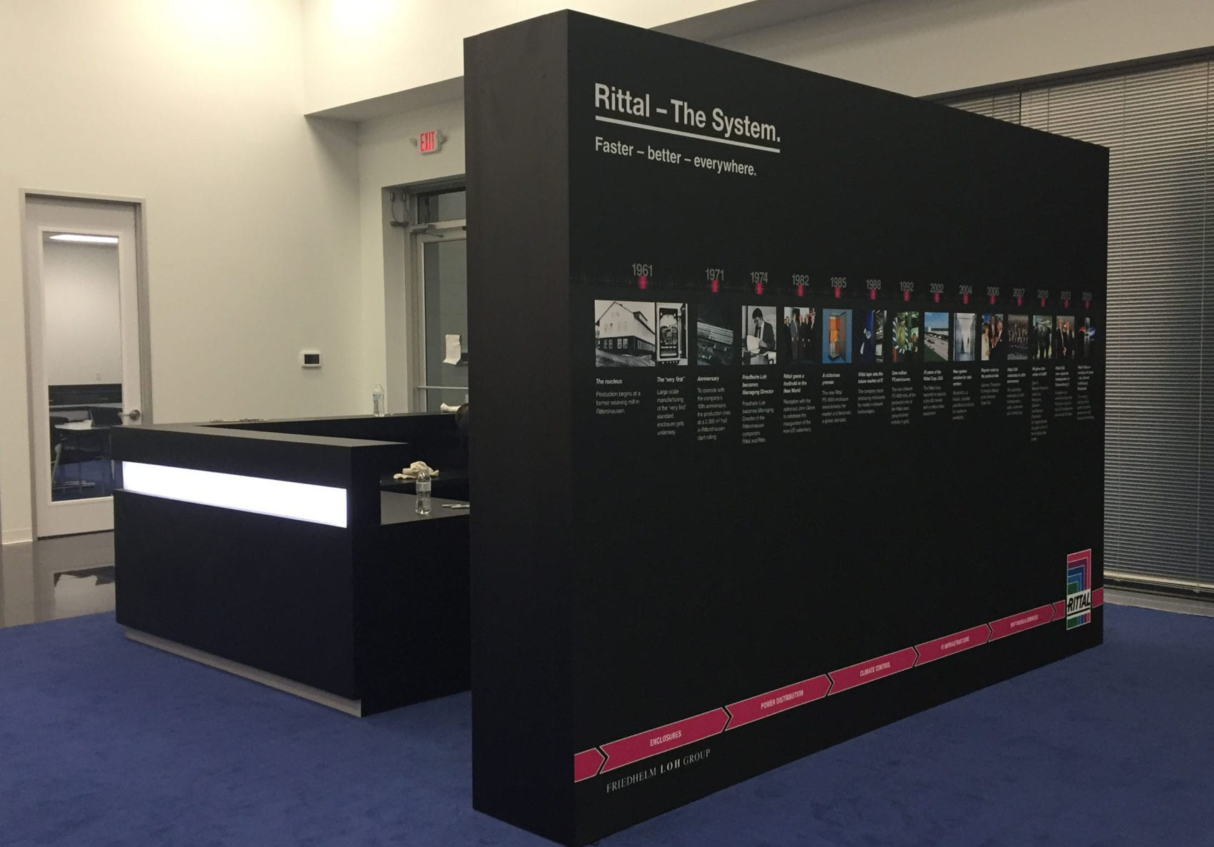 Custom Modular Exhibition Stands : Modular exhibition stand design event environments evo exhibits