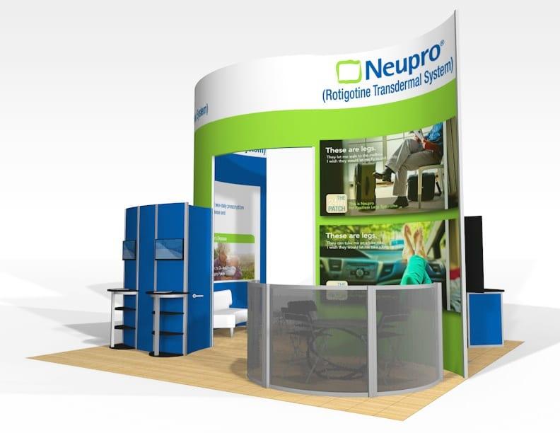 modular exhibitions