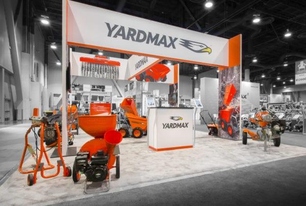 20×30 Custom Purchase at National Hardware Show – Yardmax