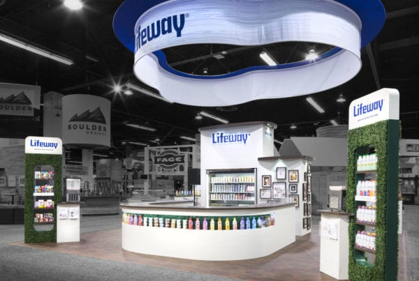 30×30 Custom Purchase at Natural Products Expo West – Lifeway