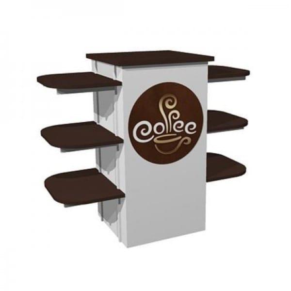 pedestal display