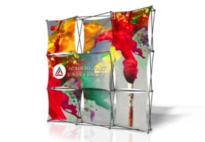 pop up booth display
