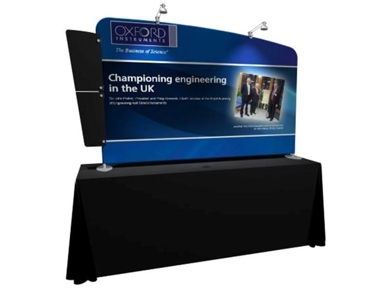 portable table top display