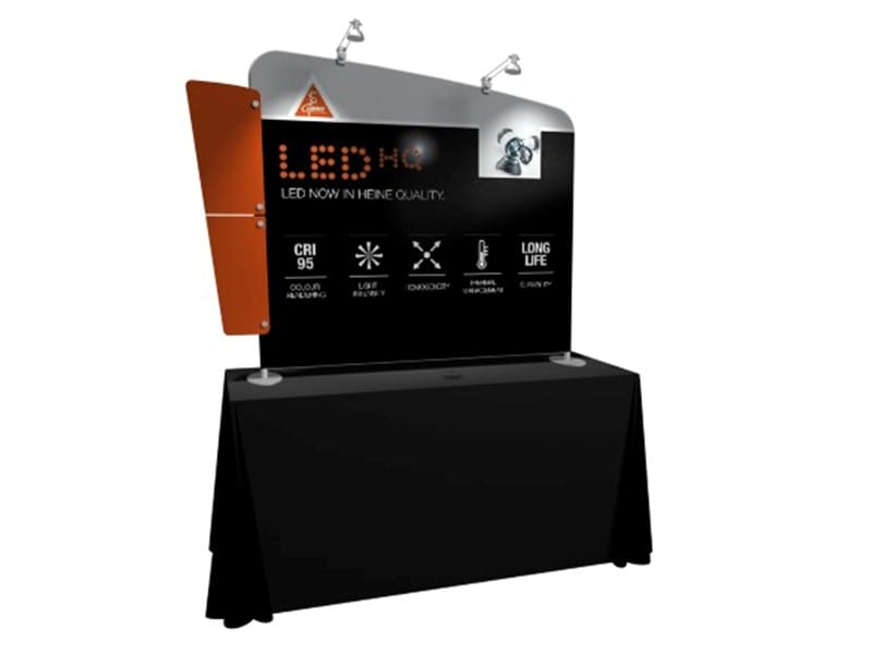 table top display system