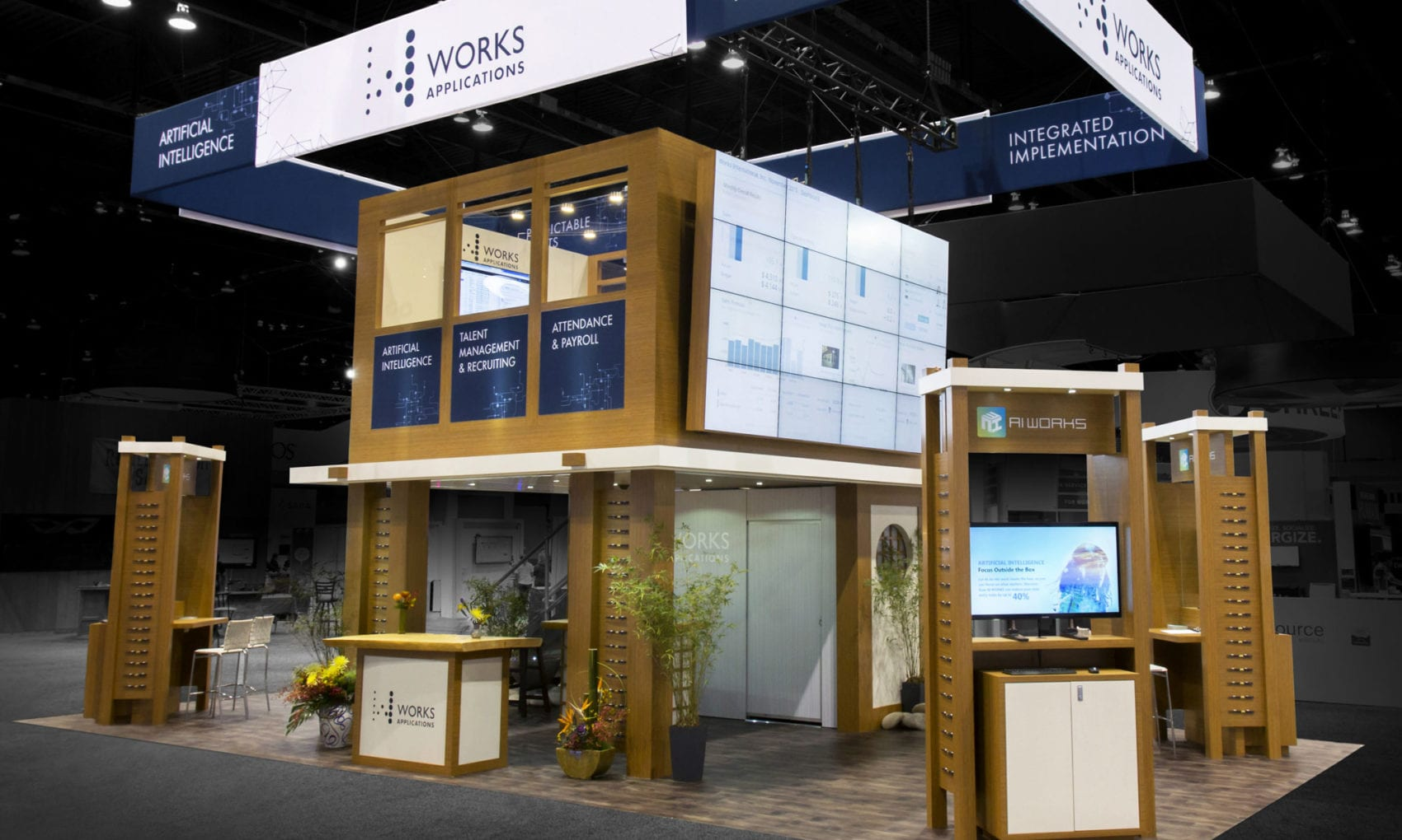 Ready To Level Up For Your Next Trade Show? Consider a Double Deck