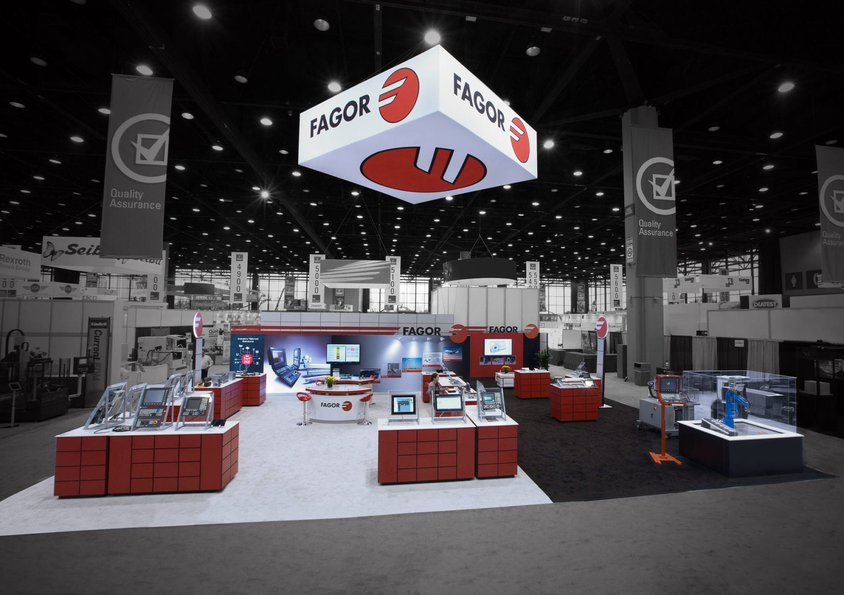 Trade Show Booth Rental: Pros and Cons