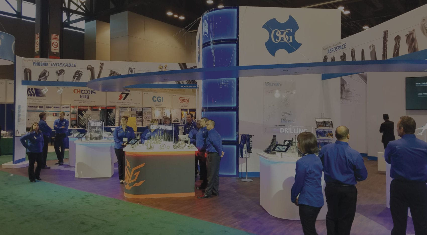how to exhibit at a trade show