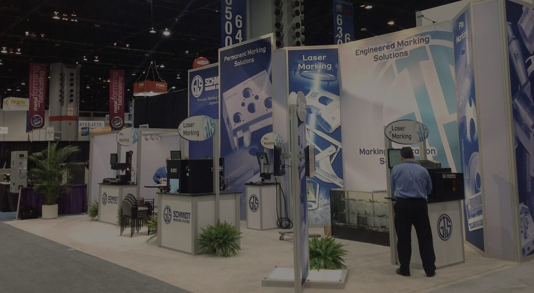 Trade Show Exhibits for IMTS