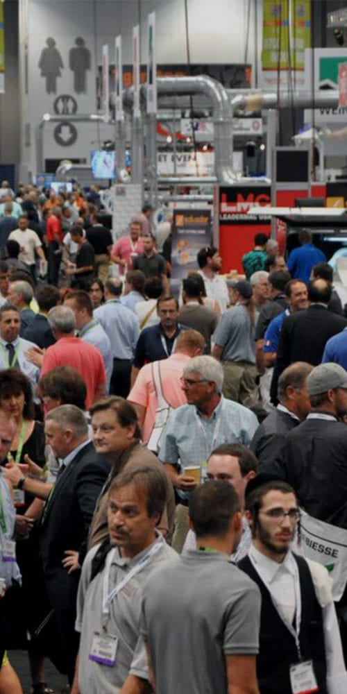 trade show exhibits for awfs