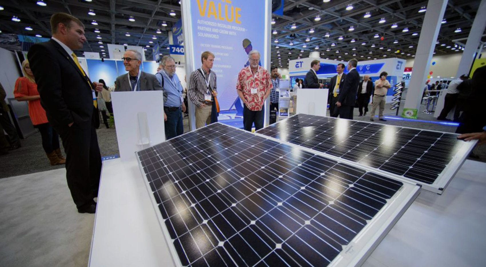 Trade Show Exhibits for Intersolar North America