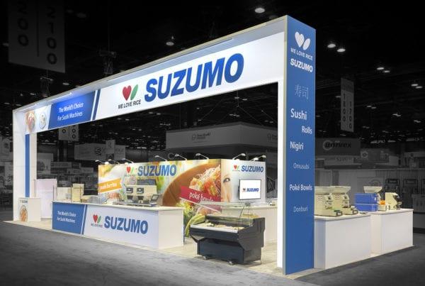 20×50 Custom Rental at NRA – Suzumo