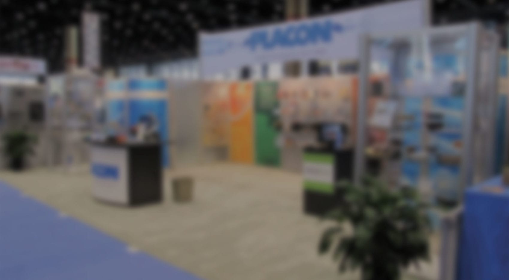 trade show exhibits for pack expo