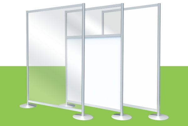 Hygienic Room Dividers